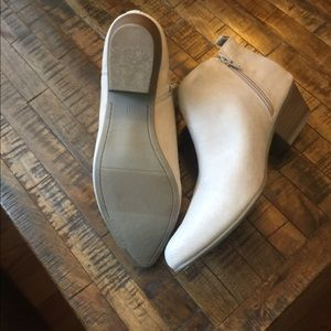 Old Navy Shoes - NWOT suede booties